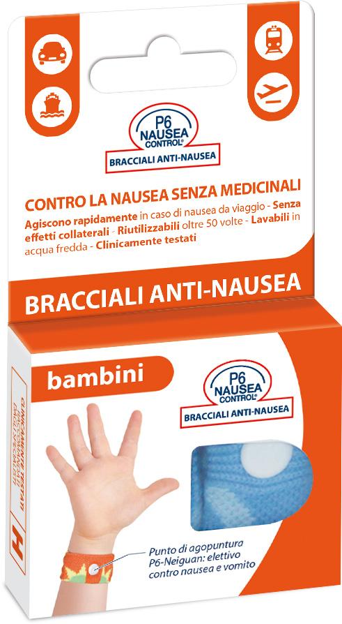 BRACCIALI ANTI-NAUSEA BAMBINI